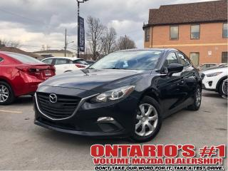 Used 2014 Mazda MAZDA3 GX-SKY/ONE OWNER/BLUETOOTH!!!! for sale in Toronto, ON