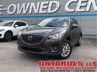 Used 2016 Mazda CX-5 GS-AWD,BACKUP CAM,SUNROOF/1.99%,C.P.O!!! for sale in Toronto, ON