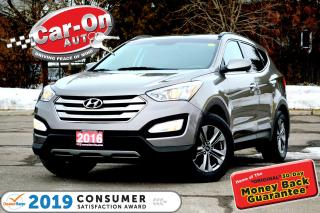 Used 2016 Hyundai Santa Fe Sport 2.4 Premium AWD HTD SEATS FULL PWR GRP LOADED for sale in Ottawa, ON