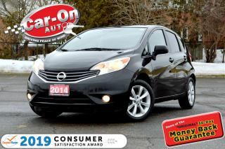 Used 2014 Nissan Versa Note SL REAR CAM HTD SEATS BLUETOOTH ALLOYS for sale in Ottawa, ON