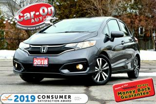 Used 2018 Honda Fit EX 18,000 KM SUNROOF REAR CAM NAV READY HTD LOADED for sale in Ottawa, ON