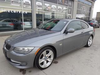 Used 2011 BMW 328 Xdrive Leather Sunroof Coupe for sale in Etobicoke, ON