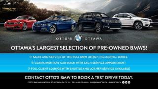 Used 2015 BMW 335i xDrive Sedan for sale in Ottawa, ON