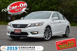 Used 2013 Honda Accord Sport 6 SPEED REAR CAM HTD SEATS LOADED for sale in Ottawa, ON