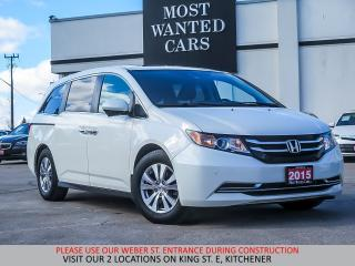 Used 2015 Honda Odyssey EX-L | DVD | SUNROOF | REAR + LW CAMERA for sale in Kitchener, ON