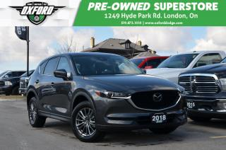 Used 2018 Mazda CX-5 AWD - crazy low kms, Sunroof, GPS, Back Up Cam for sale in London, ON