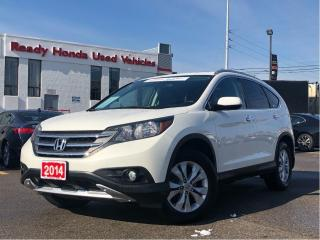 Used 2014 Honda CR-V Touring - Navigation - Sunroof for sale in Mississauga, ON