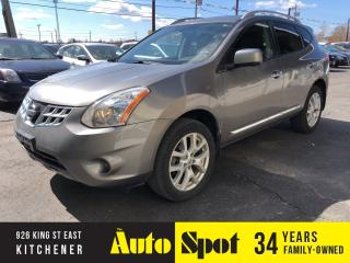 Used 2012 Nissan Rogue SL/NAVI/LEATHER/LOADED! for sale in Kitchener, ON