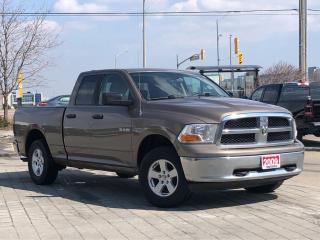 Used 2009 Dodge Ram 1500 SLT*Quad*4X4 for sale in Mississauga, ON