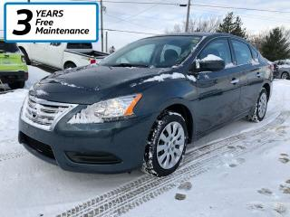 Used 2014 Nissan Sentra 1.8 SV for sale in Smiths Falls, ON