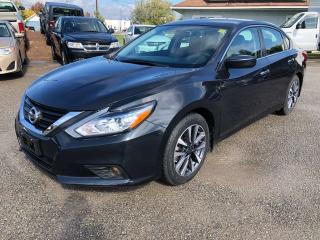 Used 2017 Nissan Altima 2.5 SV for sale in Smiths Falls, ON