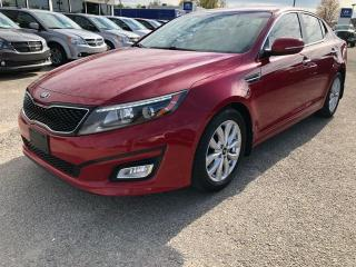 Used 2014 Kia Optima EX LUXURY for sale in Smiths Falls, ON