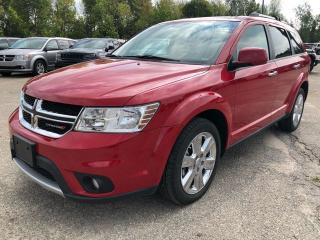 Used 2016 Dodge Journey R/T for sale in Smiths Falls, ON