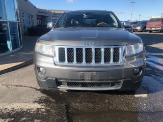 Used 2011 Jeep Grand Cherokee Overland for sale in Etobicoke, ON