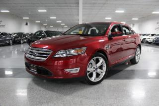 Used 2010 Ford Taurus SHO AWD I NAVIGATION I LEATHER I  REAR CAM I SUNROOF for sale in Mississauga, ON