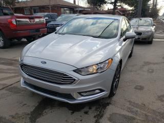 Used 2018 Ford Fusion SE FWD for sale in Toronto, ON