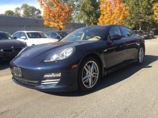 Used 2012 Porsche Panamera 4dr HB |Navigation|Sunroof|Backup Camera for sale in Toronto, ON