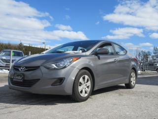 Used 2013 Hyundai Elantra 4DR SDN for sale in Newmarket, ON
