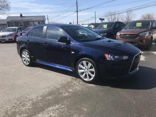 Used 2013 Mitsubishi Lancer RalliArt for sale in Truro, NS