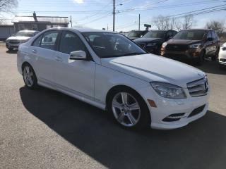 Used 2011 Mercedes-Benz C-Class C300 4Matic Luxury Sedan for sale in Truro, NS
