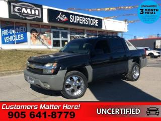 Used 2002 Chevrolet Avalanche 1500 for sale in St. Catharines, ON