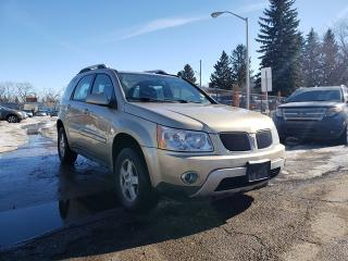 Used 2007 Pontiac Torrent BASE-LOW KM-LOW Monthly PAYMENTS!! for sale in Edmonton, AB