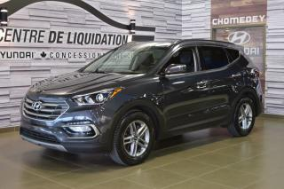 Used 2018 Hyundai Santa Fe Sport SE 2.4L CUIR+TOIT+MAGS AWD  CAMERA for sale in Laval, QC