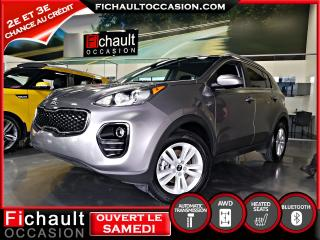 Used 2018 Kia Sportage LX Traction Intégrale***SIEGES CHAUFFANT for sale in Châteauguay, QC