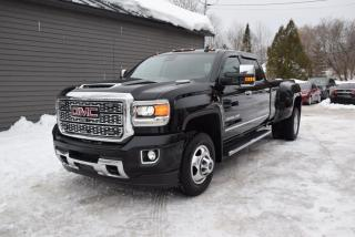 Used 2018 GMC Sierra 3500 Denali, Towing for sale in Rawdon, QC