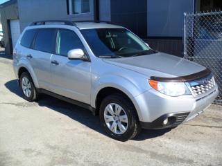 Used 2011 Subaru Forester 4x4 2,5X Auto. A1 + GARANTIE 3 ans inclu for sale in Laval, QC