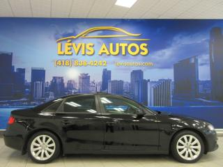 Used 2010 Audi A4 2.0T QUATTRO AWD for sale in Lévis, QC