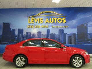 Used 2015 Volkswagen Jetta Trendline+ T.ouvrant for sale in Lévis, QC