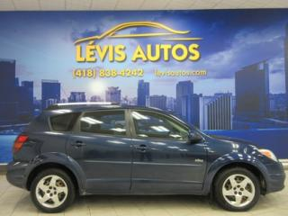 Used 2005 Pontiac Vibe A/c Cruise Control for sale in Lévis, QC