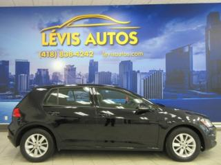 Used 2015 Volkswagen Golf Trendline Sièges Ch for sale in Lévis, QC