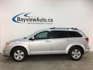 Used 2014 Dodge Journey CVP/SE Plus - PUSH START! DUAL A/C! ALLOYS! + MORE! for sale in Belleville, ON