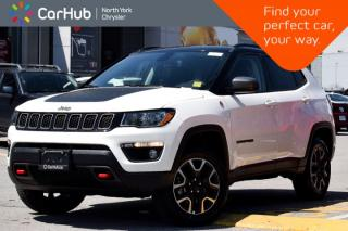 New 2019 Jeep Compass Trailhawk|New Car|4x4|Safety,Security.Pkgs|Backup_Cam|Bluetooth| for sale in Thornhill, ON