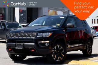 New 2019 Jeep Compass Trailhawk|New Car|4x4|Safety&Security.Pkg|Bluetooth|Backup_Cam| for sale in Thornhill, ON