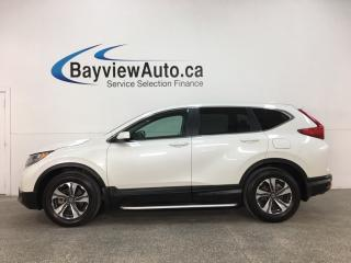 Used 2018 Honda CR-V LX - AWD! HONDA LINK! REMOTE START! ADAPTIVE CRUISE! + MORE! for sale in Belleville, ON