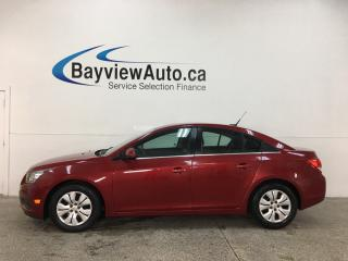 Used 2014 Chevrolet Cruze 1LT - AUTO! ONSTAR! A/C! CRUISE! PWR GROUP! for sale in Belleville, ON