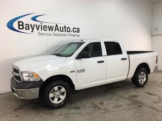 Used 2017 RAM 1500 ST - 4X4! V8! HEMI! FULL PWR GROUP! ALLOYS! for sale in Belleville, ON