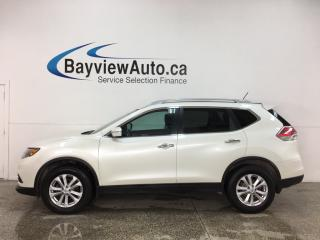 Used 2015 Nissan Rogue SV - AWD! HTD SEATS! PANOROOF! + MORE! for sale in Belleville, ON
