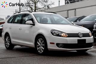 Used 2013 Volkswagen Golf Wagon Comfortline|Diesel|Pano_Sunroof|Heat.Frnt.Seats|Keyless_Entry| for sale in Thornhill, ON