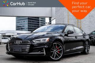Used 2018 Audi S5 Sportback Technik|Bang&Olufsen.Audio|Blindspot|Sunroof|Heat.Seats|19