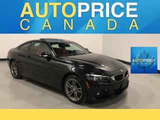 Used 2018 BMW 4 Series 430 i xDrive MOONROOF|NAVIGATION|LEATHER for sale in Mississauga, ON