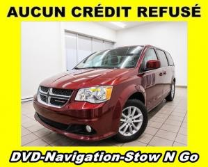 Used 2018 Dodge Grand Caravan Stow N Go Stow&go for sale in St-Jérôme, QC