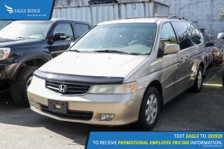 Used 2002 Honda Odyssey EX-L for sale in Coquitlam, BC