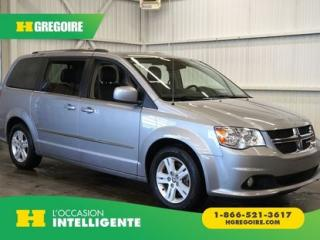Used 2017 Dodge Grand Caravan CREW STOW&GO CAMÉRA for sale in St-Léonard, QC