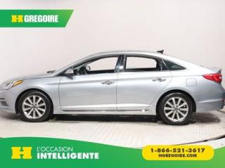 Used 2016 Hyundai Sonata 2.4L LTD CUIR TOIT for sale in St-Léonard, QC