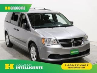 Used 2016 Dodge Grand Caravan Value Package for sale in St-Léonard, QC