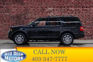 Used 2014 Ford Expedition AWD Limited Leather Roof Nav for sale in Red Deer, AB
